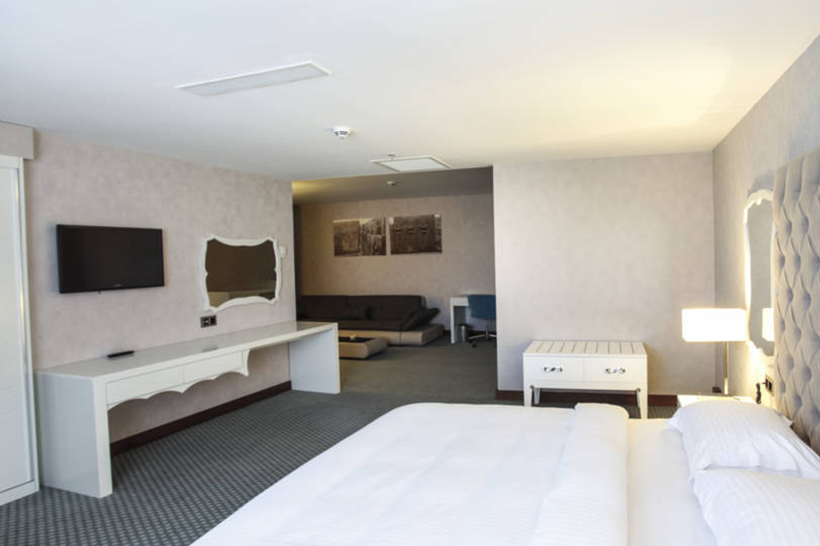 Lüks Suit Sabiha Gökcen Hotel